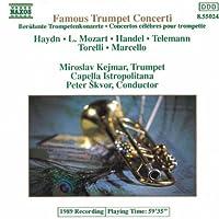 Famous Trumpet Concerti