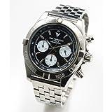 [アイザックバレンチノ]Izax Valentino 腕時計 クロノグラフ ブラック IVG-8000-3 メンズ