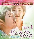 ビューティフルマインド~愛が起こした奇跡~ BOX1 (全2BOX) (コンプリート・シンプルDVD-BOX5,000円シリーズ) (期間限定生産)