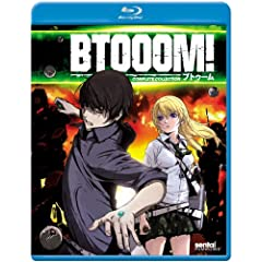Btooom Complete Collection [Blu-ray] [Import]