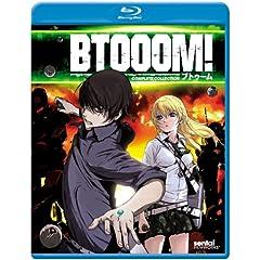 Btooom Complete Collection [Blu-ray] [Import]