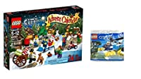 [レゴ]LEGO City Advent Calendar Bundle of 2 includes Calendar 60063 and City Set 30311 [並行輸入品]