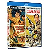 The Man from the Alamo / They Came to Cordura Double Feature