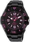 [シチズン キューアンドキュー]CITIZEN Q&Q 電波ソーラー腕時計 SOLARMATE スポーツタイプ アナログ表示 10気圧防水 ピンク HG14-335 メンズ