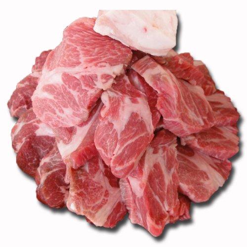 北海道BBQ(バーベキュー) ジンギスカン 厚切り 生ラムロース成吉思汗 500g 特製ジンギスカンたれ付