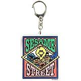 セサミストリー アクリル キーホルダー SESAME STREET SEKC172