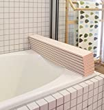 太陽合成 風呂ふた カルパッタ M8 防カビ加工 ピンク 70×80cm
