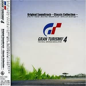 GRAN TURISMO 4 Original Soundtrack~classic collection~