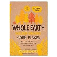 地球全体の有機コーンフレークの375グラム - Whole Earth Organic Corn Flakes 375g [並行輸入品]