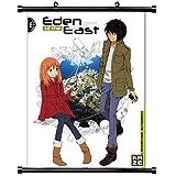 """エデンの東ファブリック壁スクロールポスター( 16"""" x 23"""" )インチ。[ WP ] -edenのeast-21"""