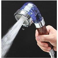 Lalangバスシャワーヘッド高圧力Boosting保存水フィルタボールビーズ