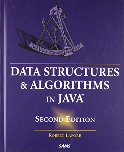 Download Data Structures and Algorithms in Java 0672324539