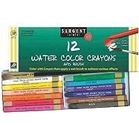 12 Ct Watercolor Crayon