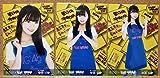 AKB48 VILLAGE VANGUARD(ヴィレッジヴァンガードコラボ 生写真 NGT48 チームNⅢ 中井りか 3種コンプ
