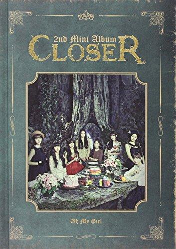 2ndミニアルバム - CLOSER (韓国盤)