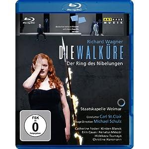 ワーグナー:ニーベルングの指環 第1夜「ワルキューレ」 [Blu-ray]