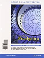 Prealgebra, Books a la Carte Edition plus MyMathLab Student Access Kit
