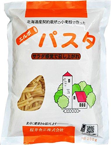 桜井食品 国内産エルボパスタ<300g> 10個