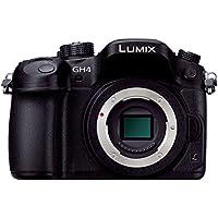 パナソニック ミラーレス一眼カメラ ルミックス GH4 ボディ ブラック DMC-GH4-K