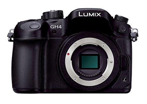 Panasonic ミラーレス一眼カメラ ルミックス GH4 ボディ ブラック DMC-GH4-K