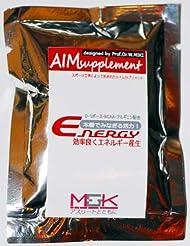 M&K エイムサプリメント エナジー(D-リボース?BCAA?アルギニン配合)