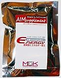 M&K エイムサプリメント エナジー(D-リボース・BCAA・アルギニン配合)
