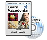 Learn Macedonian - Visual Learning System for PC MAC Ipod MP3 Player [並行輸入品]