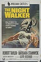 キャンバスに映画ポスタージクレープリント - 映画ポスター複製壁の装飾(ナイトウォーカー2) #XFB