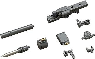 M.S.G Modeling Support Goods Weapon单元 03 折叠加农炮 全长110mm 无比例 塑料模型