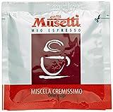 Musetti(ムセッティー) クレミッシモ カフェポッド 150個入り 箱
