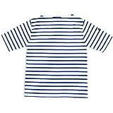 SAINT JAMES (セントジェームス) piriac ピリアック地半袖ボーダーTシャツ(ユニセックス) (PIRIAC A DIVERS)