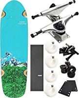 "Landyachtz Dinghy Honey島クルーザースケートボード8"" x 28.5"" Complete Skateboard–7項目のバンドル"