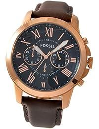 フォッシル FOSSIL クロノ クオーツ メンズ 腕時計 FS5068 ネイビー [並行輸入品]