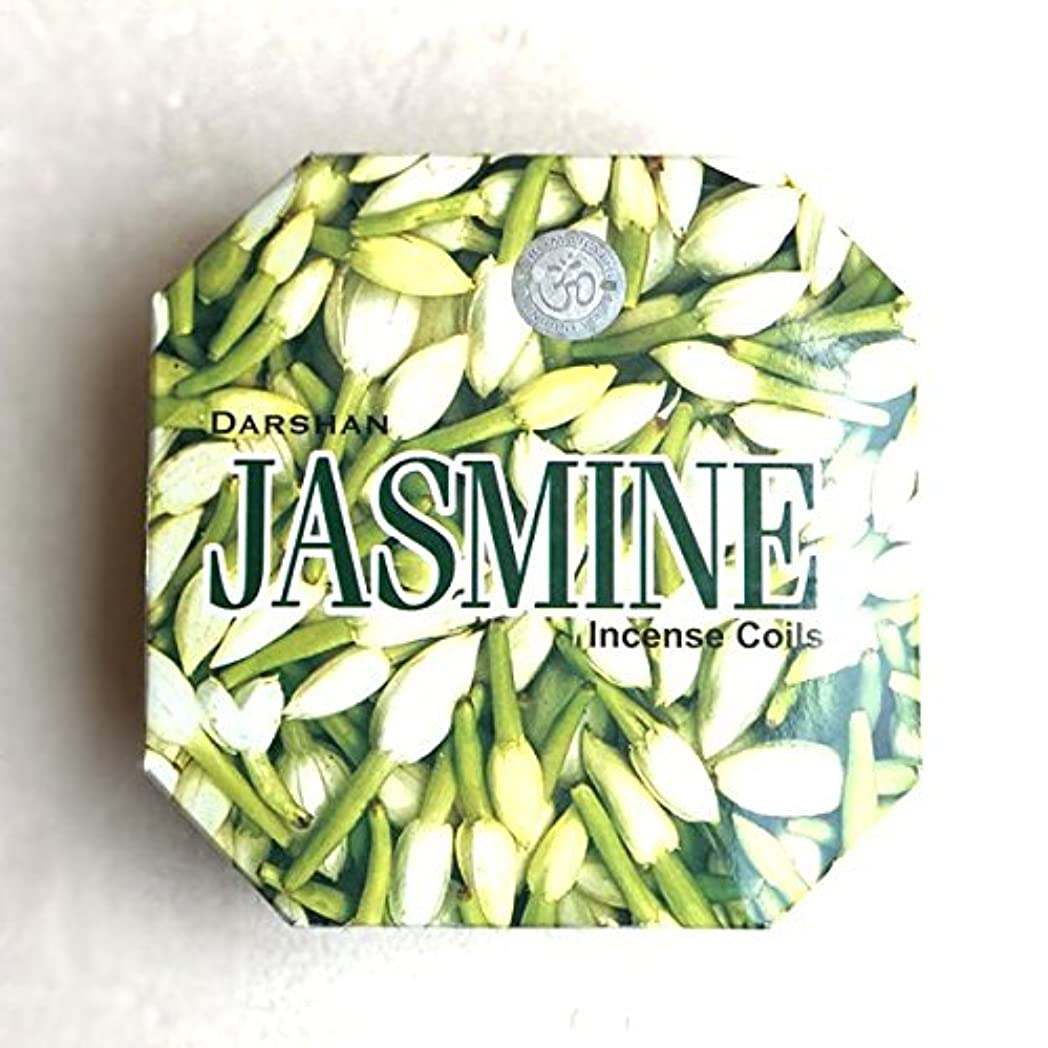 に話す誰も宿バリタイ 渦巻き香 ジャスミンの花の香りのお香 JASMINE ジャスミン