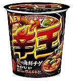 ポッカサッポロ 辛王 炎の海鮮チゲスープ 18.4g×6個