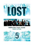 Lost Season 5 [5DVD] [Region 2] (English audio. English subtitles) by Matthew Fox