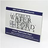 ホルベイン ウォーターフォード水彩紙 ホワイト ブロック EHB-F4 270-933