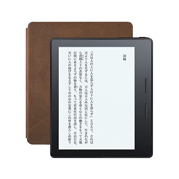 Kindle Oasis Wi-Fi バッテリ...の紹介画像1