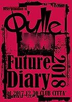 Determination of Q'ulle「Future Diary 2018」 at 2017.12.30 CLUB CITTA'(DVD)