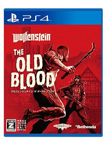 ウルフェンシュタイン:ザ オールドブラッド - PS4