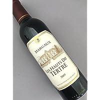 2005年 レ ゾー デュ テルトル 375ml フランス ボルドー 赤ワイン