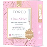 FOREO Glow Addict UFO-Activated Mask, 6 Pack, 6 grams