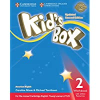 Kid's Box Level 2 Workbook with Online Resources American En…