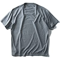 DANIEL DODD メンズ 半袖 Tシャツ オーガニック 無地Tシャツ 大きいサイズ 全5色 2L~8L
