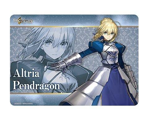 キャラクター万能ラバーマット Fate/EXTELLA アルトリア・ペンドラゴン