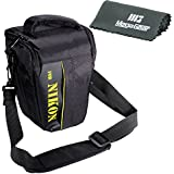 MegaGear ''Ultra Light'' Professional Camera Case Bag for Nikon D610, Nikon D750, Nikon D7100, Nikon D7200, Nikon D5500, D5300, D3300, D3200 cameras [並行輸入品]