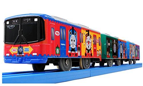 プラレール S-59 京阪電車 10000系 きかんしゃトーマス号