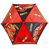 Disney Lightning McQueen Cars Umbrella in Red (Disney Jr) Kids