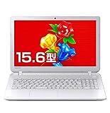 東芝 dynabook Satellite B35/37MW 東芝Webオリジナルモデル (Windows 8.1/Office Home and Business 2013/15.6型/4K出力/Bluetooth/core i7/リュクスホワイト) PB35-37MSXWW