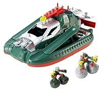 Matchbox Big Boots Dino Rescue Hovercraft Vehicle